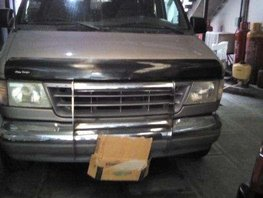 Ford Econoline 1996 Beige SUV For Sale
