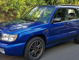 2002 Subaru Forester AWD FOR SALE