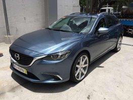 2016 Mazda6 SKYACTIV WAGON Automatic transmission mazda 6
