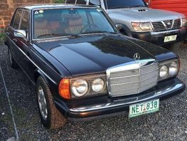 Mercedes Benz 280E Well Kept Gas AT Sunroof 100 Functioning