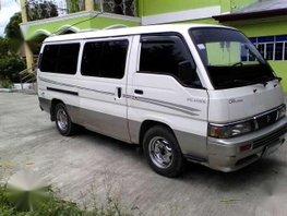 Nissan Urvan Escapade FOR SALE 2002