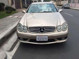 2004 Mercedes Benz CLK500 US Version V8 Automatic 2door German CLK 500