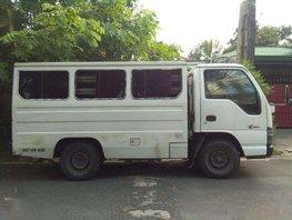 Isuzu Elf NHF Passenger Van - First Own 2008
