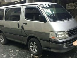 Toyota Hiace 2001 model for sale