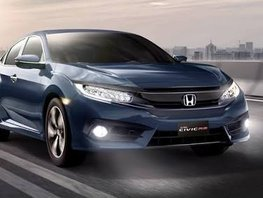Honda Civic 1.8 E CVT Modulo 2018 for sale
