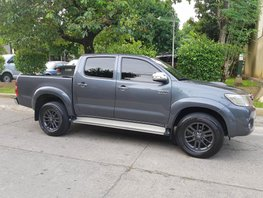 2011 Toyota Hilux 4x4 G Automatic for sale
