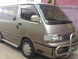 For sale Toyota Hiace 1993 imported