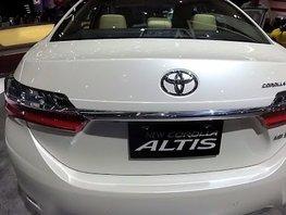 100% Sure Autoloan Approval Corolla Altis 2018