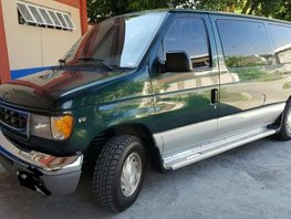 2000 Ford E150 chateu for sale