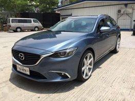 2016 Mazda6 SKYACTIV - AUTOMATIC transmission (wagon)