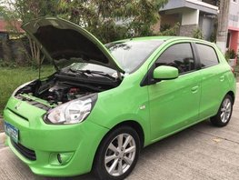 Mitsubishi Mirage 2013 GLS Manual for sale