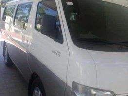 Nissan Urvan Estate 2012 FOR SALE