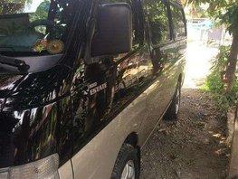 2013 Nissan Urban Estate Black Van For Sale