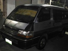 Toyota Hiace (Japan Edition) AT 2001