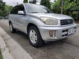 Toyota Rav 4 2003 M/T FOR SALE