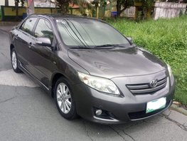 Toyota Altis 1.6V Top of the line 2008 FOR SALE