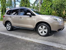 Subaru Forester 2016 Automatic FOR SALE