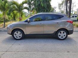 Hyundai Tucson 2013 GLS Gas Automatic