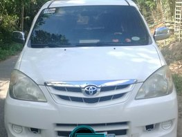 Toyota Avanza J 2011 manual For sale