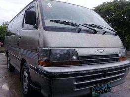 Toyota Hiace Custom Van 1993  For Sale