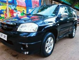 Mazda Tribute 2007 Black SUV For Sale