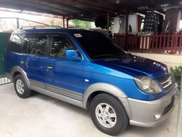 Mitsubishi Adventure  2013 Blue SUV For Sale