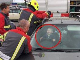 SOS: My Child Got Locked In the Car!