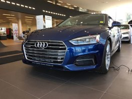 Sure Autoloan Approval  Brand New Audi A5 2018