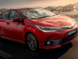 100% Sure Autoloan Approval Toyota Corolla Altis 2018 Brand New