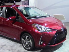 2018 Toyota Yaris Brand New HB For Sale
