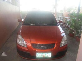 Kia Rio 2007 Limited Edition Orange For Sale