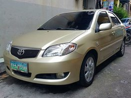 2006 Toyota Vios 1.5 G Golden Sedan For Sale