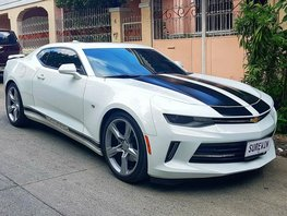 Chevrolet Camaro 2017 RS Coupe White For Sale