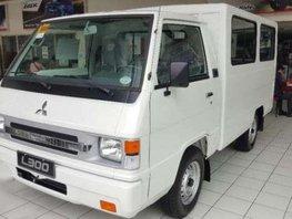 Sure Autoloan Approval  Brand New Mitsubishi L300 2018