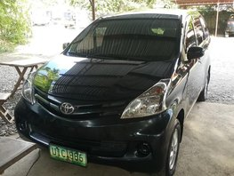 Toyota Avanza 1.3L E Variant Automatic 2012 2nd Gen