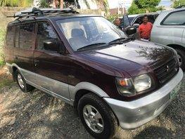 Mitsubishi Adventure manual diesel 2000 for sale