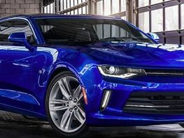 100% Sure Autoloan Approval Brand New Chevrolet Camaro 2018
