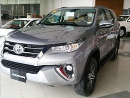 100% Sure AutoLoan Approval of Brand New Toyota Fortuner 2018