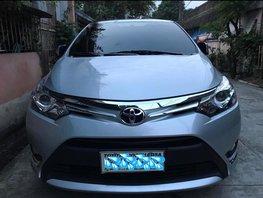 2015 Toyota Vios 1.5 G MT Silver Sedan For Sale