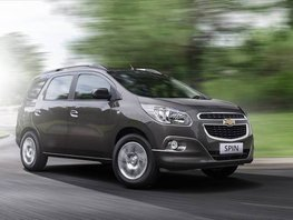 Chevrolet Spin 2018 Philippines Review: Price, Specs, Interior & More