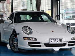 Good as new Porsche Carrera 2007 for sale