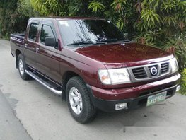Well-kept Nissan Frontier 2013 MT for sale