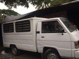 Mitsubishi L300 Fb White Van For Sale