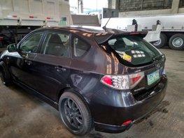 2010 Subaru Impreza WRX 2.5 Hatchback MT
