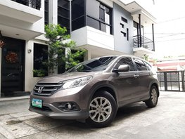 2014 Honda CR-V Brown SUV For Sale