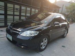 Honda City 2007 iDsi Black For Sale