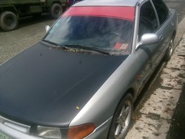 Mitsubishi 1.3 Lancer gl 1995 Silver For Sale