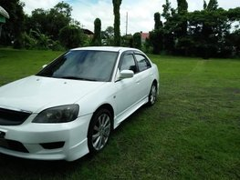 2001 Honda Civic Dimension White For Sale