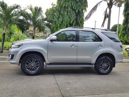 Toyota Fortuner 2015 G Automatic Diesel for sale
