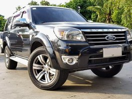 2010 Ford Everest 4X2 Diesel Automatic LTD Edition For Sale